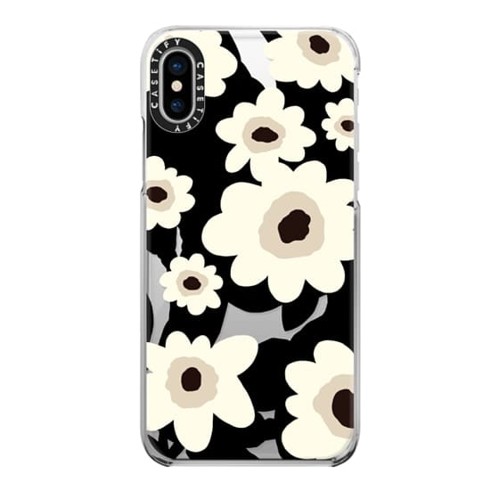iPhone X Cases - Flowers