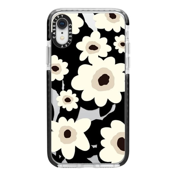 iPhone XR Cases - Flowers