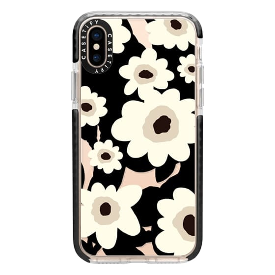 iPhone XS Cases - Flowers
