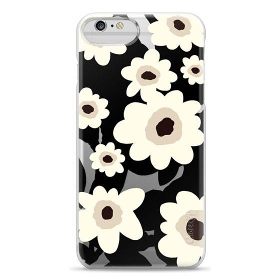 iPhone 6 Plus Cases - Flowers