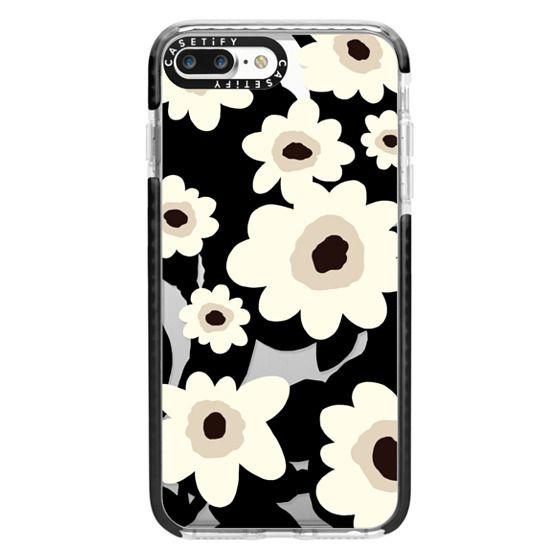 iPhone 7 Plus Cases - Flowers