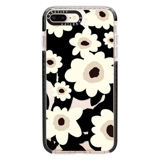 iPhone 8 Plus Cases - Flowers