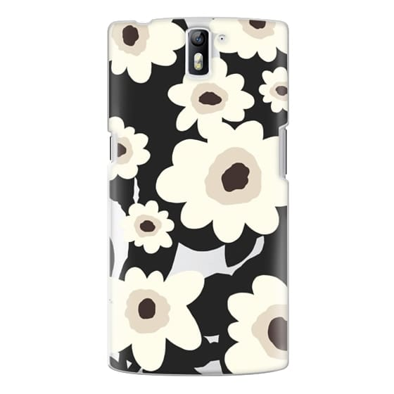 One Plus One Cases - Flowers