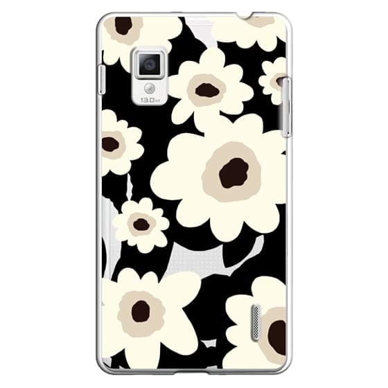 Optimus G Cases - Flowers