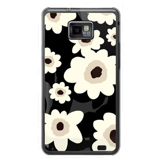 Samsung Galaxy S2 Cases - Flowers