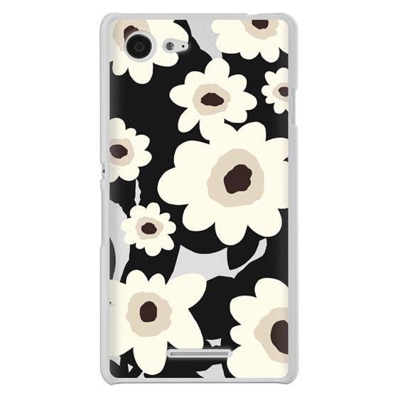 Sony E3 Cases - Flowers