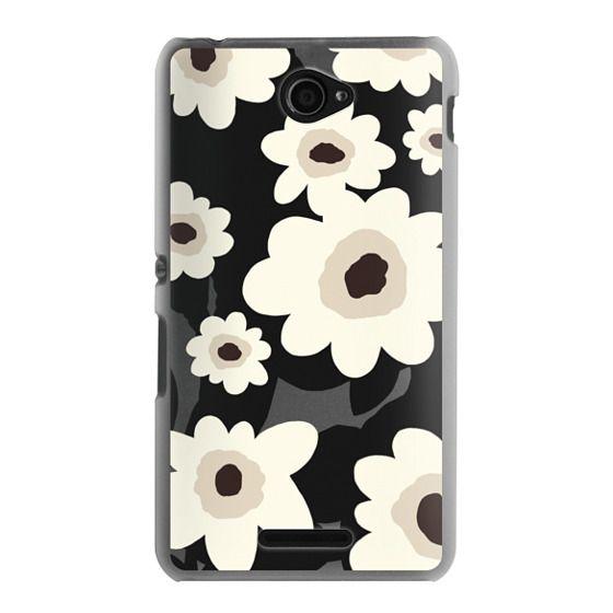 Sony E4 Cases - Flowers