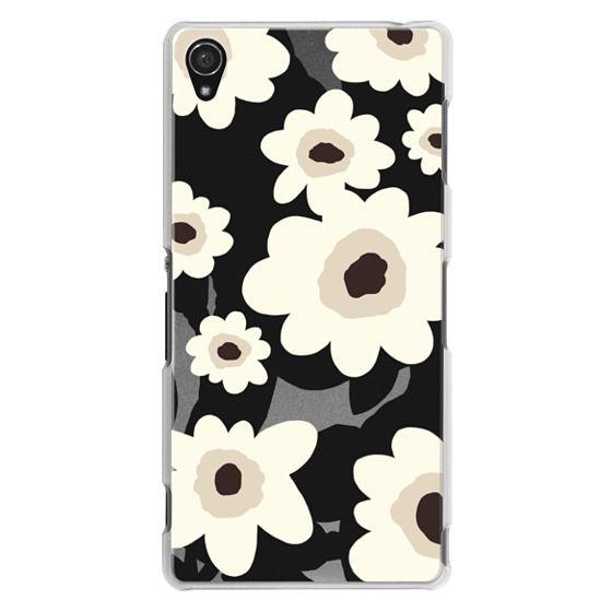 Sony Z3 Cases - Flowers
