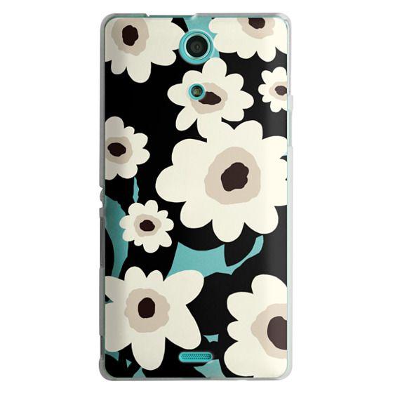 Sony Zr Cases - Flowers