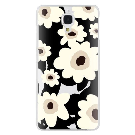 Xiaomi 4 Cases - Flowers