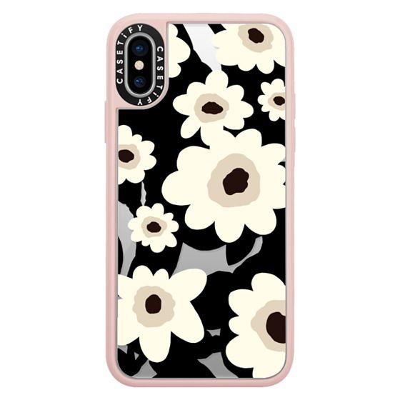 iPhone X Cases - Flowers
