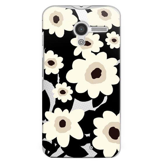 Moto X Cases - Flowers
