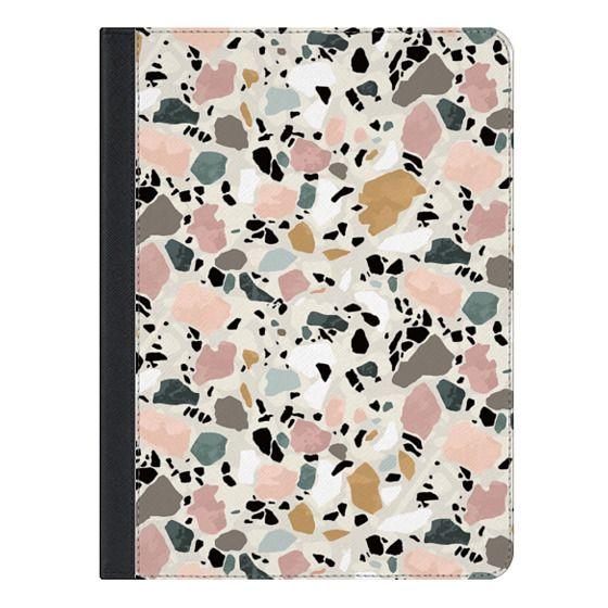 9.7-inch iPad Covers - Terrazzo