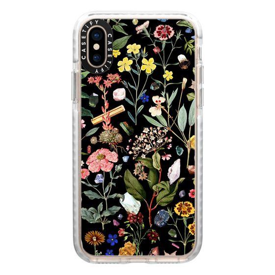 iPhone XS Cases - Healing black