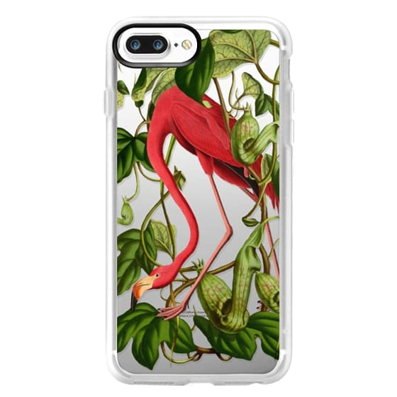 iPhone 7 Plus Cases - Flamingo