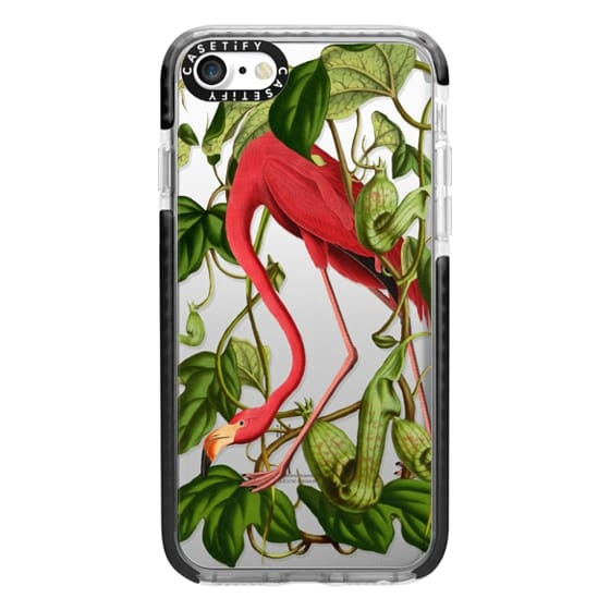 iPhone 7 Cases - Flamingo