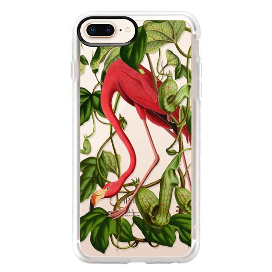 iPhone 8 Plus Cases - Flamingo