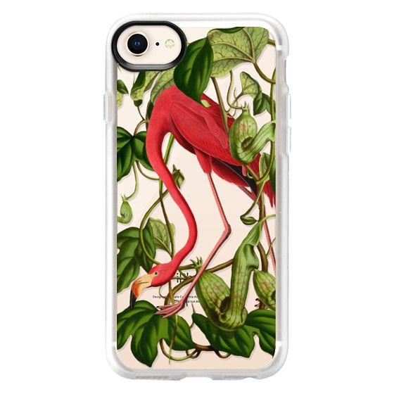 iPhone 8 Cases - Flamingo