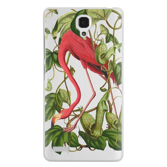 Redmi Note Cases - Flamingo