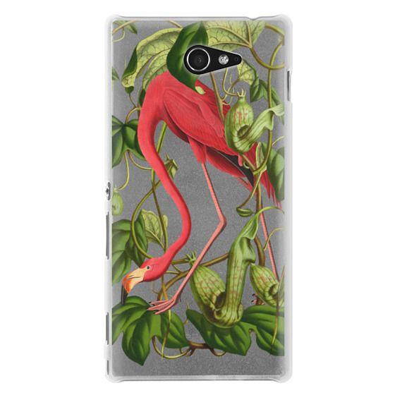 Sony M2 Cases - Flamingo