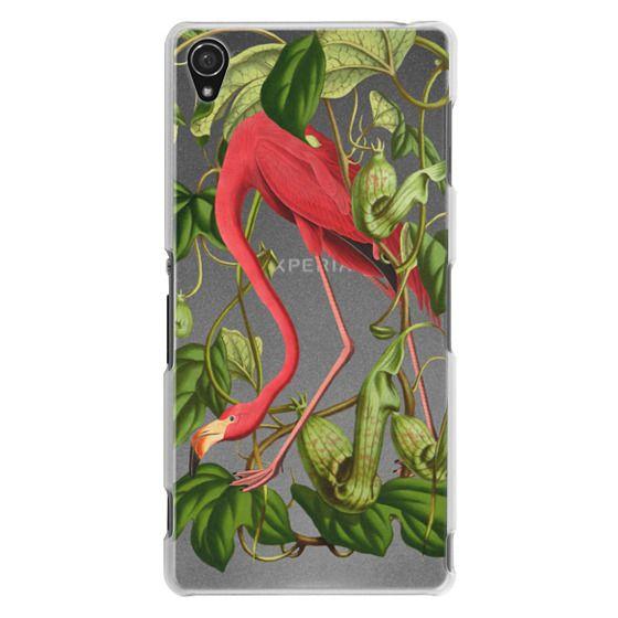 Sony Z3 Cases - Flamingo