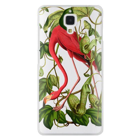 Xiaomi 4 Cases - Flamingo