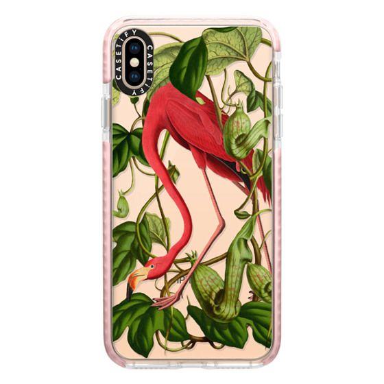 iPhone XS Max Cases - Flamingo