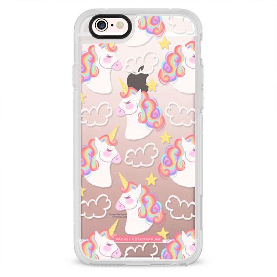 sale retailer 15c63 51a17 Classic Snap iPhone 4/4S Case - Cute Magical Unicorn Rainbow Girly Colorful  Pattern Rachillustrates Rachel Corcoran