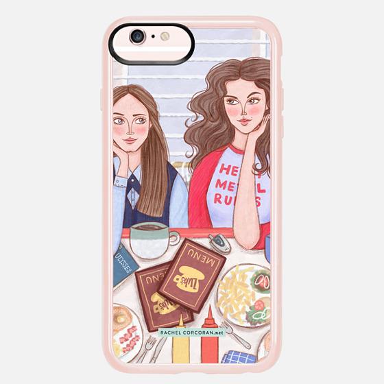 Casetify iPhone 7 Plus/7/6 Plus/6/5/5s/5c Case - Gilmore ...