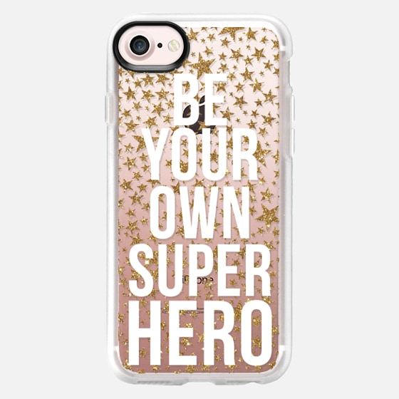 Be Your Own Superhero - Wallet Case