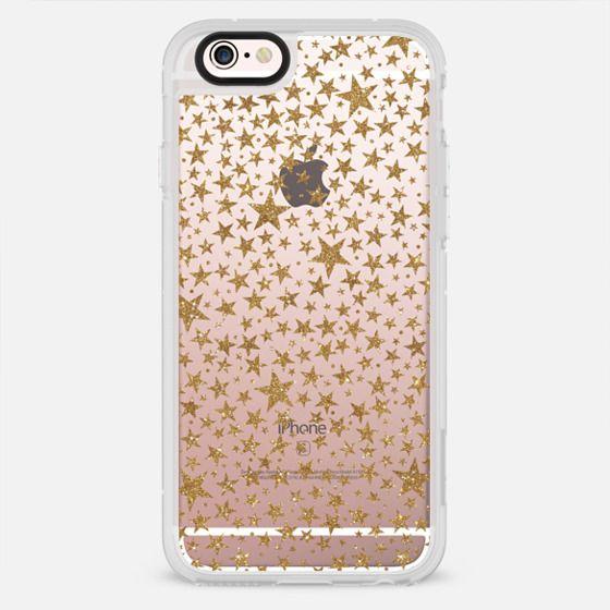 Glitter Superstar Gold - New Standard Case