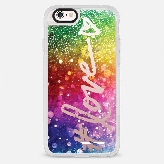 #Love Rainbow - New Standard Case
