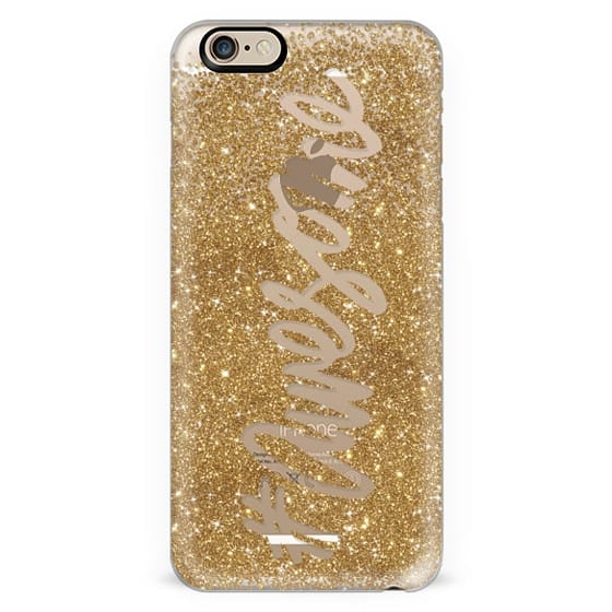#Awesome in Gold Glitter