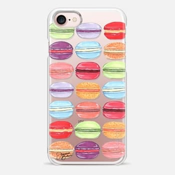 iPhone 7 Case Macaron Day Sweet Treat Illustration by Joanna Baker