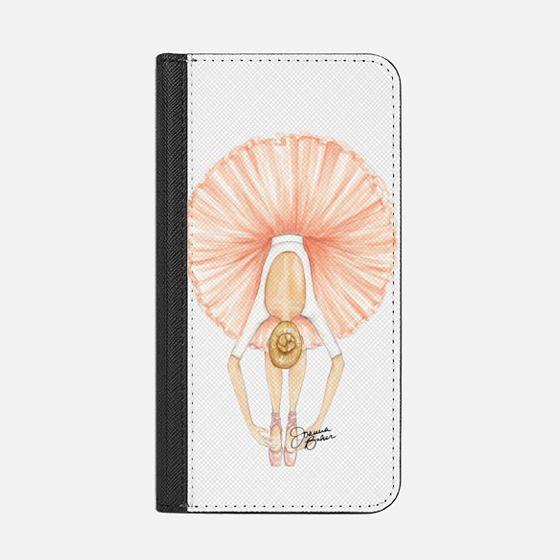 Ballerina Tutu Fashion Illustration by Joanna Baker