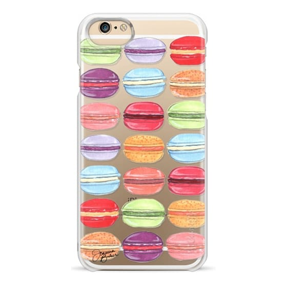 iPhone 6s Cases - Macaron Day Sweet Treat Illustration by Joanna Baker