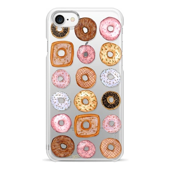 iPhone 7 Cases - Donuts for Days Illustration by Joanna Baker