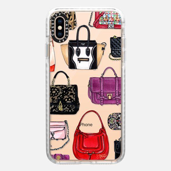 It Bag Fashion Handbag Illustration by Joanna Baker