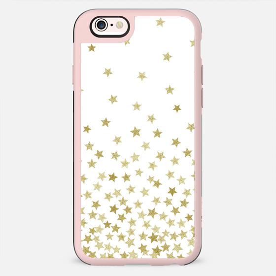STARS GOLD transparent -