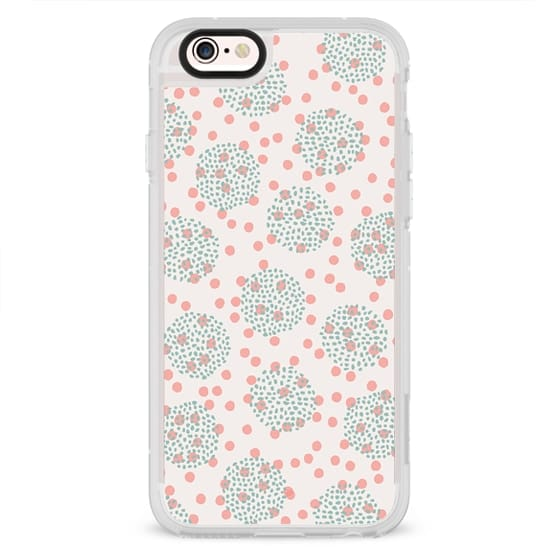 iPhone 6s Cases - DOTS OVER DOTS