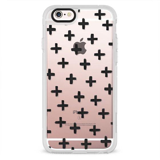 iPhone 6s Cases - CROSS transparent