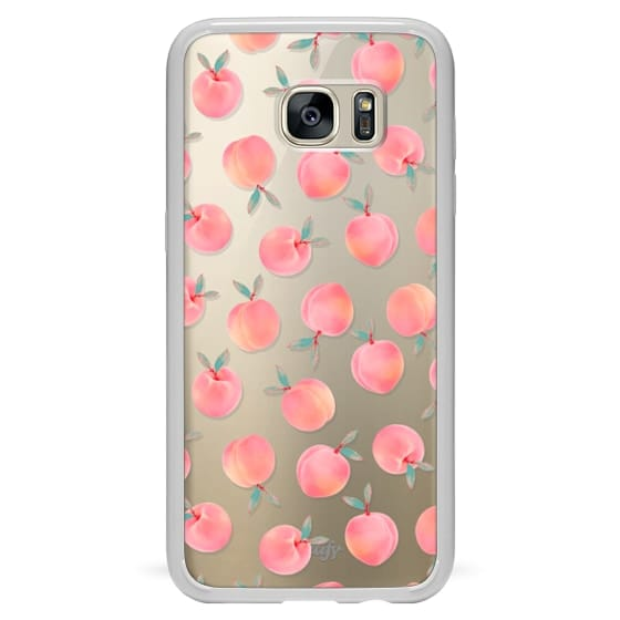 Samsung Galaxy S7 Edge Cases - PEACH