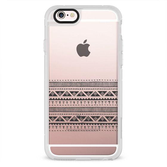 iPhone 6s Cases - BLACK TRIBAL