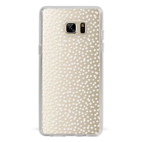 iPhone 6s Cases - SILVER STARS CONFETTI