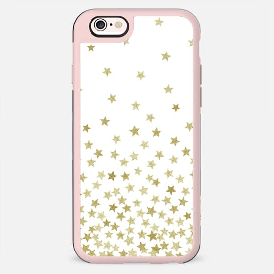 STARS GOLD transparent - New Standard Case