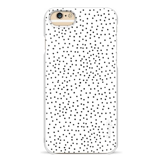 iPhone 6s Cases - BLACK DOTS