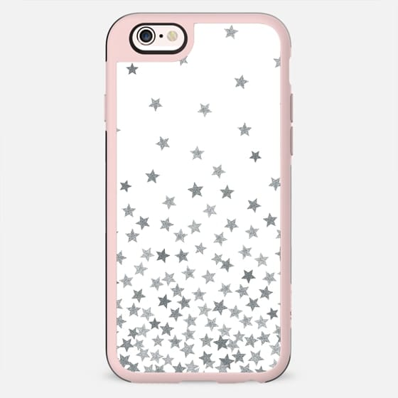 STARS SILVER transparent - New Standard Case
