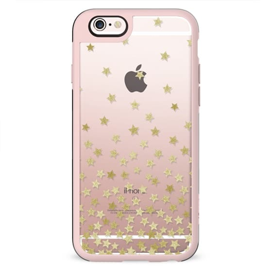 STARS GOLD transparent
