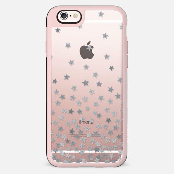 STARS SILVER transparent - New Standard Case