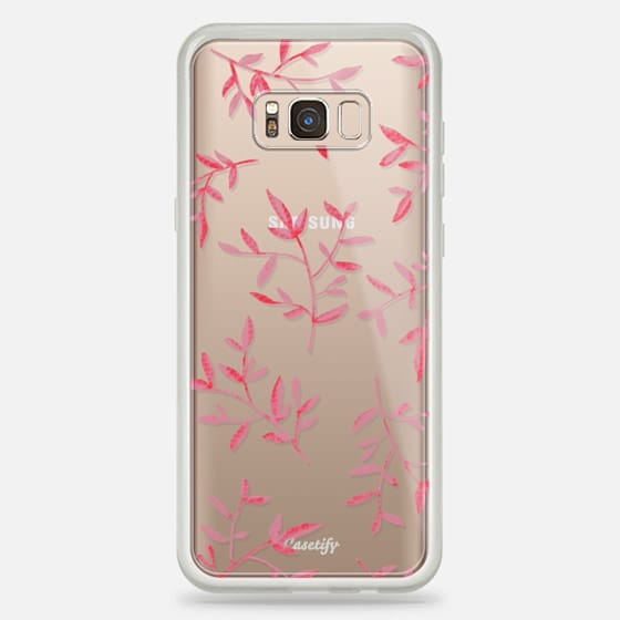 PINK LEAVES - Classic Snap Case